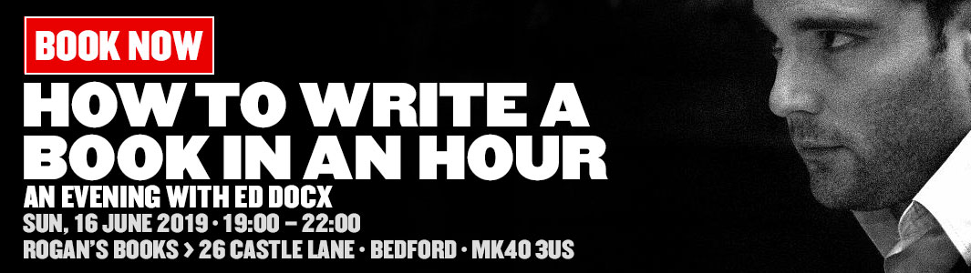 How to write a book in an hour - ed docx